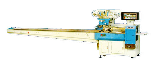 Horizontal wrapper PFW-3000. Automatic Packaging Machine